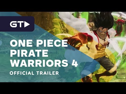 One Piece Pirate Warriors 4 - Online Co-op Official Trailer