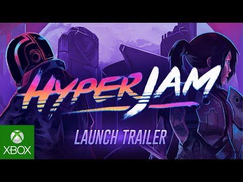 Hyper Jam - Launch Trailer