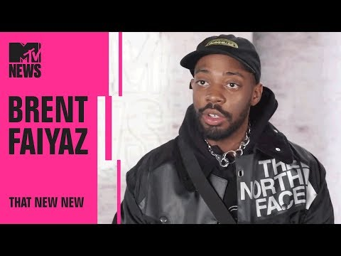 Brent Faiyaz on 'Crew', Artistic Independence & His Musical Inspirations | MTV News