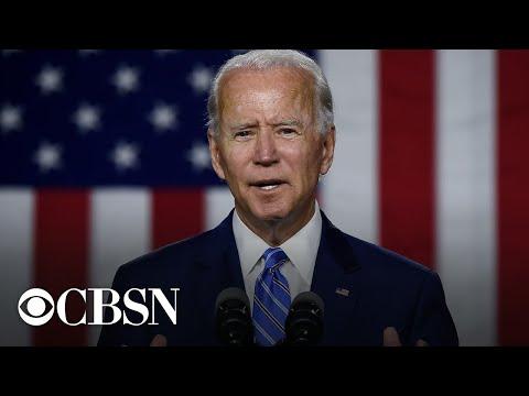 Watch live: Joe Biden speaks in Wisconsin