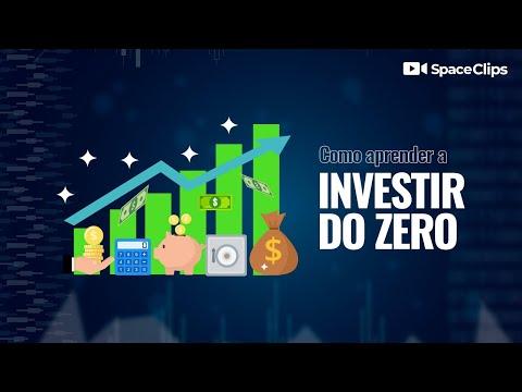 Como Aprender a Investir do Zero