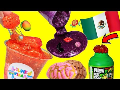 connectYoutube - MEXICAN SLIME SHOP REVIEW! Underrated Instagram Slime Shop Review! Slime Package Unboxing
