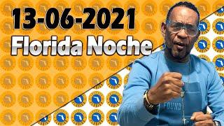 Resultados y Comentarios La Florida Noche (Loteria Americana) 13-06-2021 (CON JOSEPH TAVAREZ)