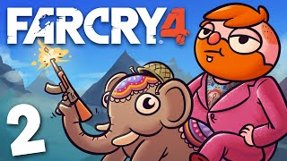 Far Cry 4 [Part 2] - Go to the tower they said....