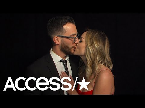 'Bachelor Winter Games': Clare & Benoit Dish On Their Surprise Engagement & Secret Relationship