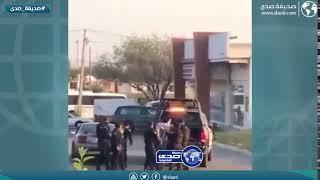 شرطي يضرب مراهق بوحشية