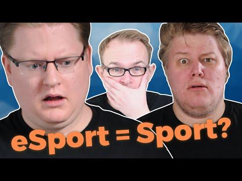 connectYoutube - Ist eSport Sport? - PietSmiet diskutiert