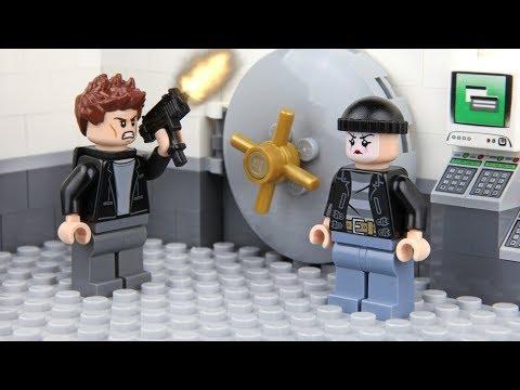 connectYoutube - Lego Bank Robbery