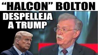 Ultima hora EEUU, JHON BOLTON DESPELLEJA A TRUMP 28/10/2020