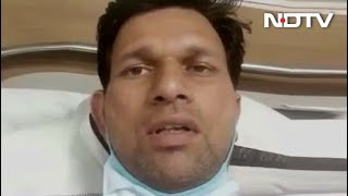 Cop Who Took Part In UP Raid Recounts Ambush Horror That Killed 8 - NDTV