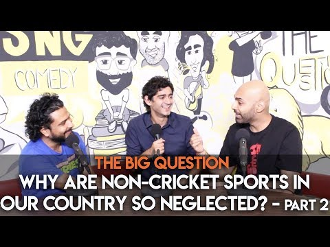 SnG: Why Are Non-Cricket Sports In Our Country So Neglected? feat. Gaurav Kapur   S2 Ep 13 Part 2