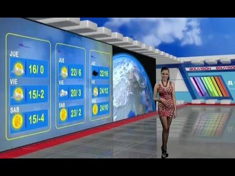 El Clima de Bolivisión: Pronóstico del 10 de junio del 2021