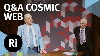 Q&A - The Mysterious Architecture of the Universe - with J Richard Gott