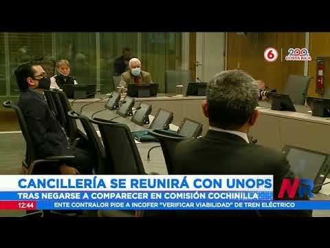 Cancillería se reunirá con UNOPS tras su negativa a comparecer en comisión Cochinilla