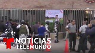 Abuelo del niño que desató tiroteo escolar, acusado de homicidio por omisión | Noticias Telemundo
