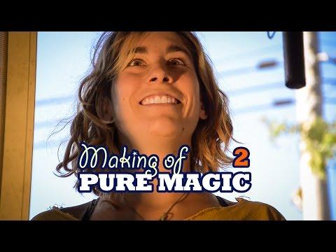 Making of Pure Magic #2 - Fireworks !!!!! Yeah !