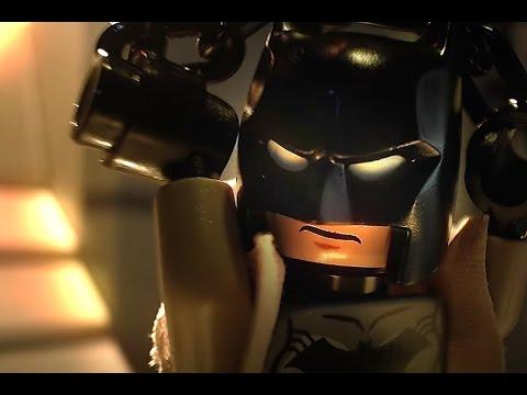 connectYoutube - Batman v Superman IN LEGO!