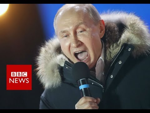 connectYoutube - Vladimir Putin: 8 Facts to know about the Russian President - BBC News