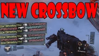 NX ShadowClaw CROSSBOW Gameplay + Unboxing (Black Ops 3 New Crossbow Gameplay)