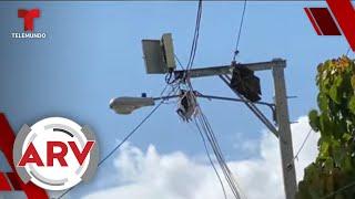 Mueren varias personas electrocutadas tras volar cometas en la cuarentena   Al Rojo Vivo   Telemundo