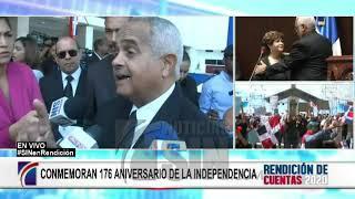 Osmar Benítez resalta estabilidad del país