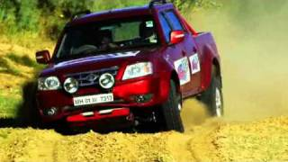Tata Xenon XT tame the desert