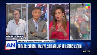 Escándalo en Jujuy | Pese a las restricciones, se llevó a cabo el carnaval en Tilcara