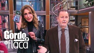 La Flaca llama en vivo a William Levy para corroborar si Raúl comió mucho en su restaurante | GYF
