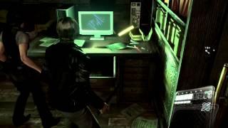 Прохождение Resident Evil 6. Кампания за Леона, часть 1