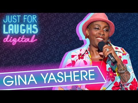 Gina Yashere - Just for Laughs Festival 2014