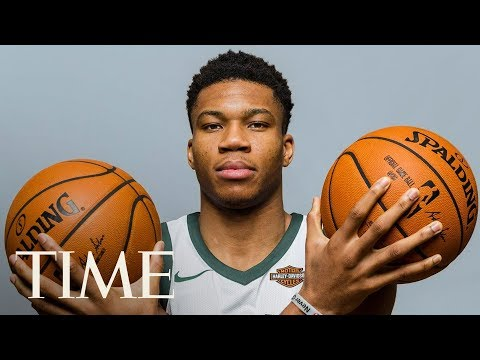 Giannis Antetokounmpo On Leading By Example On The Court & At Home | Next Generation Leaders | TIME