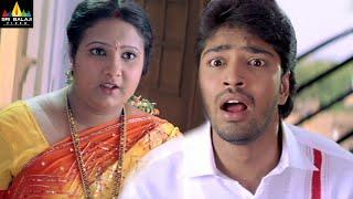 Kitakitalu Movie Scenes | Allari Naresh Comedy in Ooty Hotel | Telugu Movie Scenes @SriBalajiMovies - SRIBALAJIMOVIES