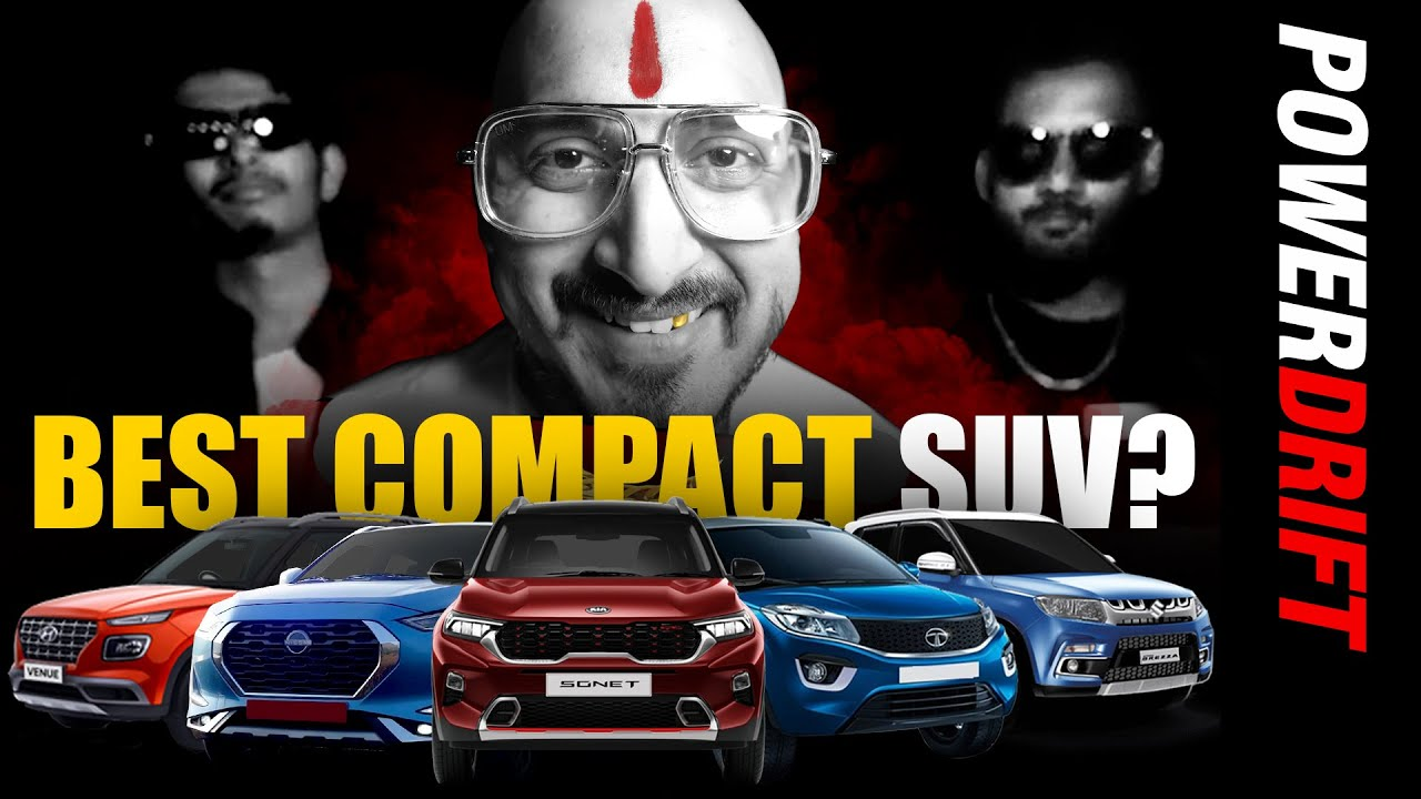 Best Compact SUV in India : PowerDrift