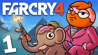 Far Cry 4 [Part 1] - Gonna Tear Shit Up