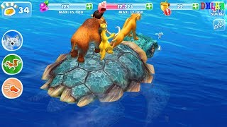 ICE AGE Adventures - Gameplay Walkthrough Part 12 | Travel To Icefall