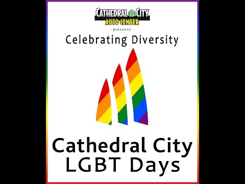 Cathedral City LGBT Days 2016 Promo