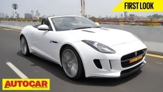 Jaguar F-Type V8 S | Exclusive India Drive