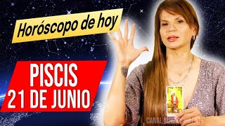 DESCUBRES QUIEN TE MIENTE ? MHONI VIDENTE ???? ???? horóscopo DIARIO – horoscopo de hoy PISCIS 21 DE JUNIO