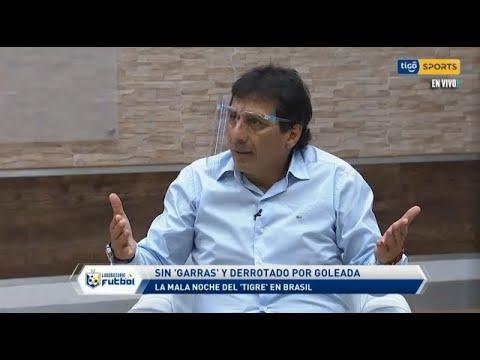 """#LaboratorioFútbol Álvaro Peña: """"Entiendo que lo sacaron a Illanes porque perdió el título""""."""