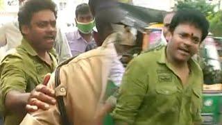 Shakalaka Shankar Argguing With Vijayawada City Police | Pawan Kalyan | Ys Jagan | TFPC - TFPC
