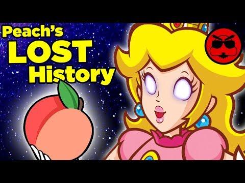 Princess Peach's FORGOTTEN Past! (Super Mario Bros) | Culture Shock