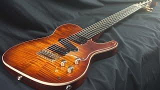 Jimmy Foster Custom T-5 7-string Solidbody Guitar