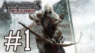 Assassin's Creed 3 - Walkthrough Partie 1 CommentГ© [HD]