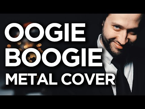 connectYoutube - NIGHTMARE BEFORE CHRISTMAS - Oogie Boogie's Song - (METAL cover version)