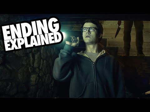 THE OPEN HOUSE (2018) Ending Explained