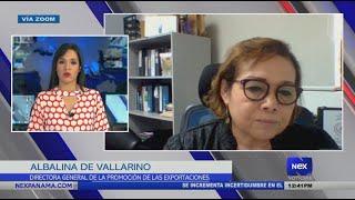 Entrevista a Albalina de Vallarino, Directora general de la promoción de las exportaciones