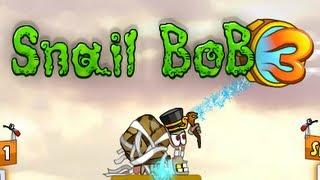 Snail Bob 3-Walkthrough