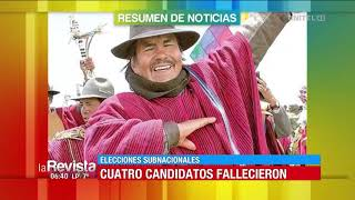 Manténgase siempre bien informado con nuestro Resumen de Noticias en La Revista de La Paz