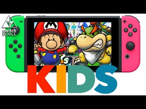 NEW Kids Game + Accessory?? Nintendo Switch Reveal CONFIRMED!