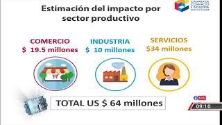 Empresas salvadoreñas registran pérdidas considerables durante la pandemia del #Covid19.